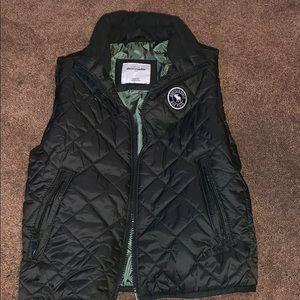 boys abercrombie vest